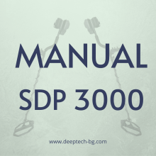 SDP3000 - English Manual